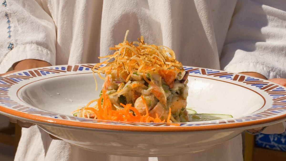 Gastro-Gezginlerin Yeni Gözdeleri avec Table De Jardin Chez Casa