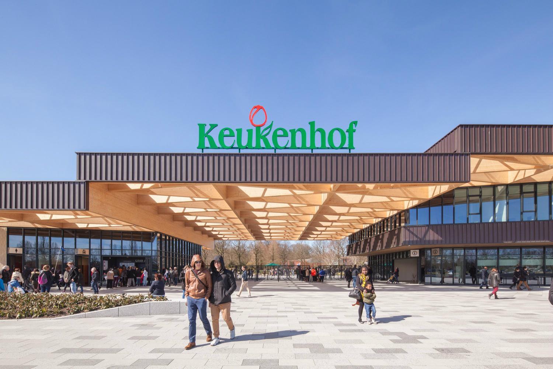 Gatehouse Keukenhof | Mecanoo - Arch2O concernant Jardin De Keukenhof