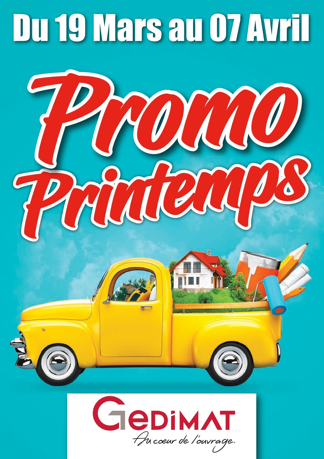 Gedimat Derrey Promo Printemps 2018 Pages 1 - 20 - Text ... à Bordure De Jardin Gedimat