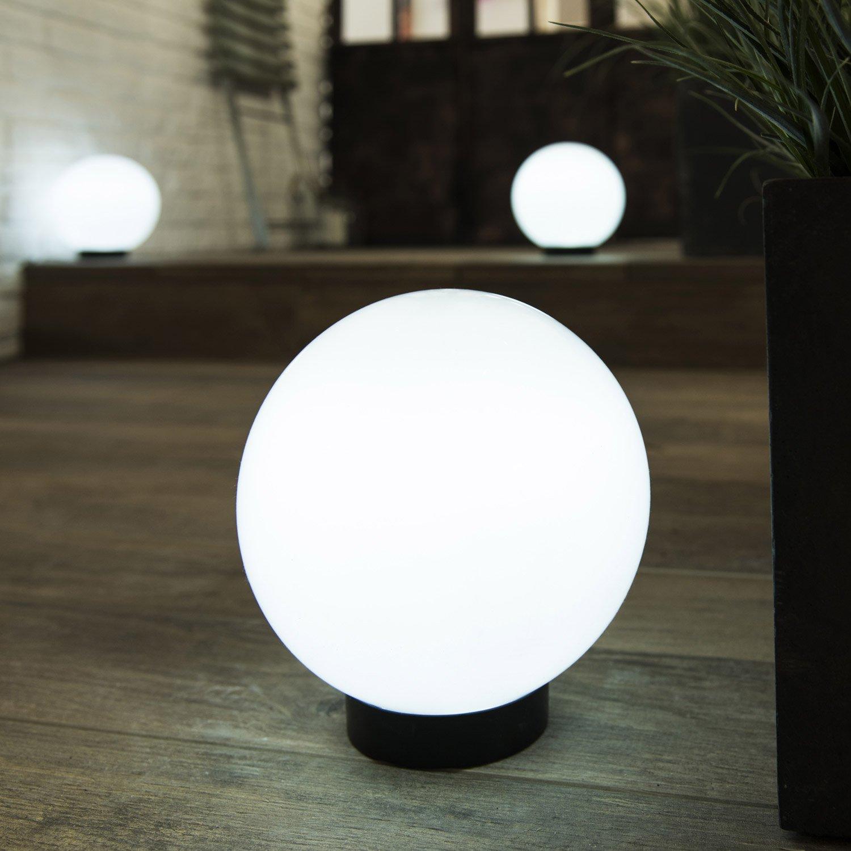 Geediar Lampe De Solaire Au Sol Lumières Solaires De Pelouse ... destiné Pile Pour Lampe Solaire De Jardin
