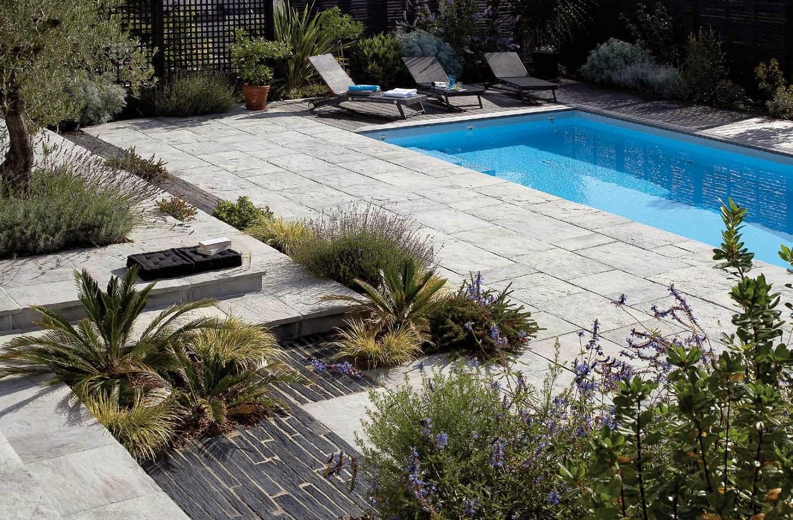 Genie Bricolage & Décoration: Decoration Jardin Avec Galets ... avec Galets Pas Cher Jardin