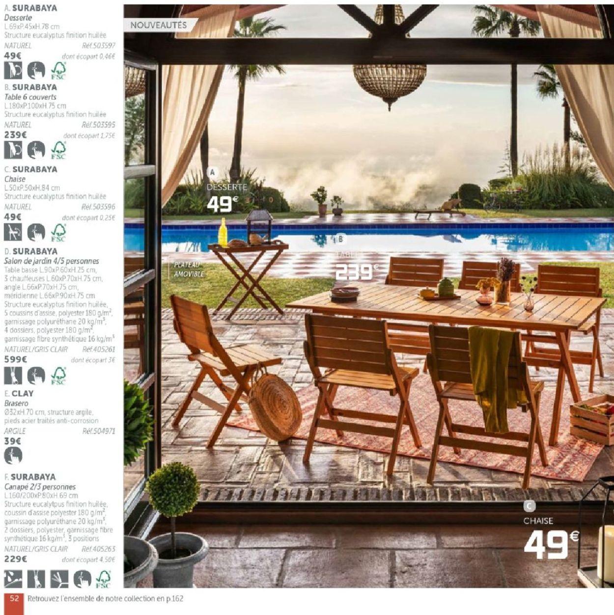 Gifi Catalogue Actuel 14.03 - 31.12.2019 [52] - Catalogue-24 destiné Salon De Jardin Gifi Catalogue