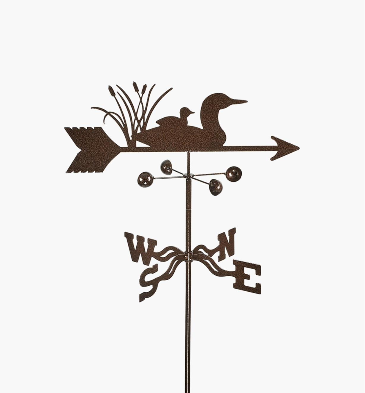 Girouette Décorative Pour Le Jardin - Huard pour Girouette De Jardin