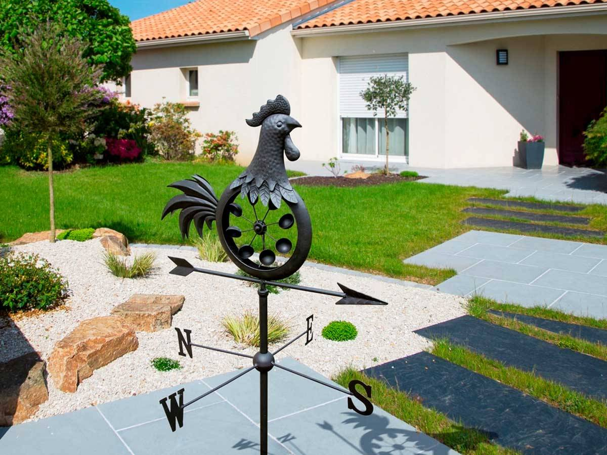 Girouette Maestro concernant Girouette De Jardin