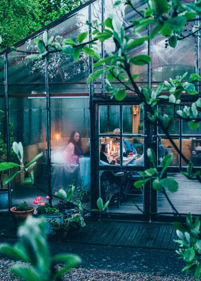 Glass House | Jardin D'hiver, Jardins Et Jardin Maison pour Verriere Jardin