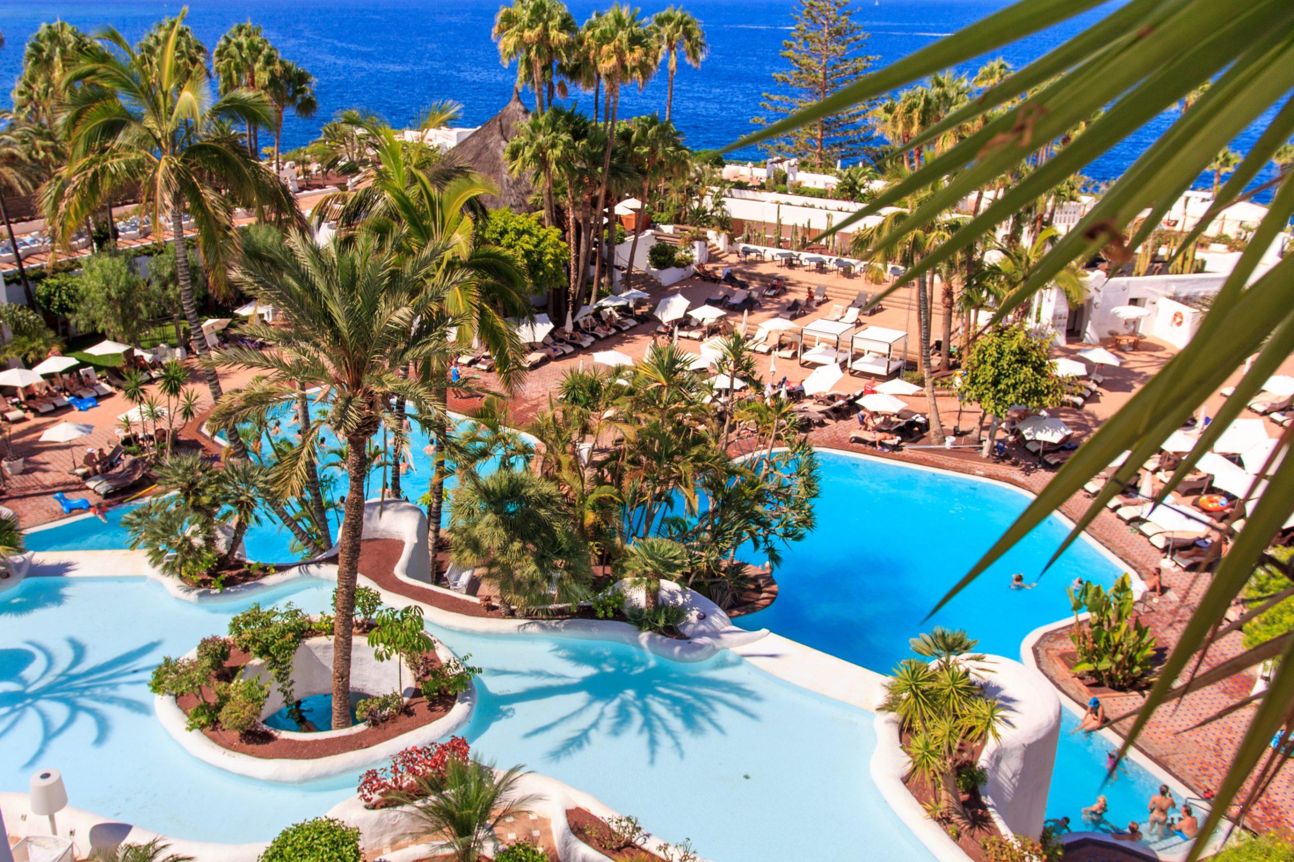 Golfing Fellowship - Europe concernant Jardin Tropical Tenerife