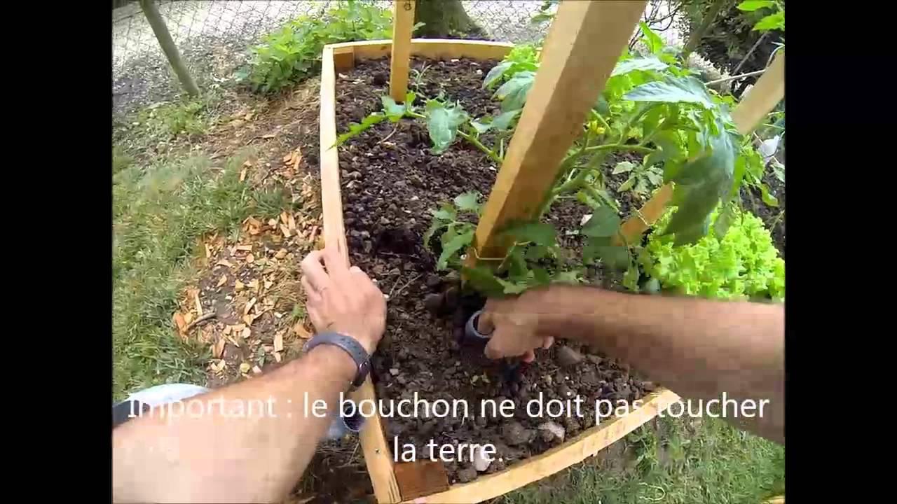 Goutte À Goutte Pour Carré De Jardin intérieur Arrosage Goutte A Goutte Jardin