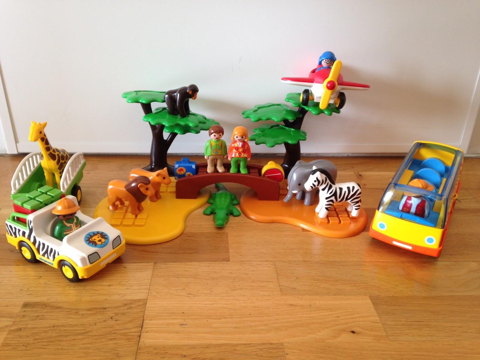 Grand Jardin D Enfant Playmobil dedans Grand Jardin D Enfant Playmobil