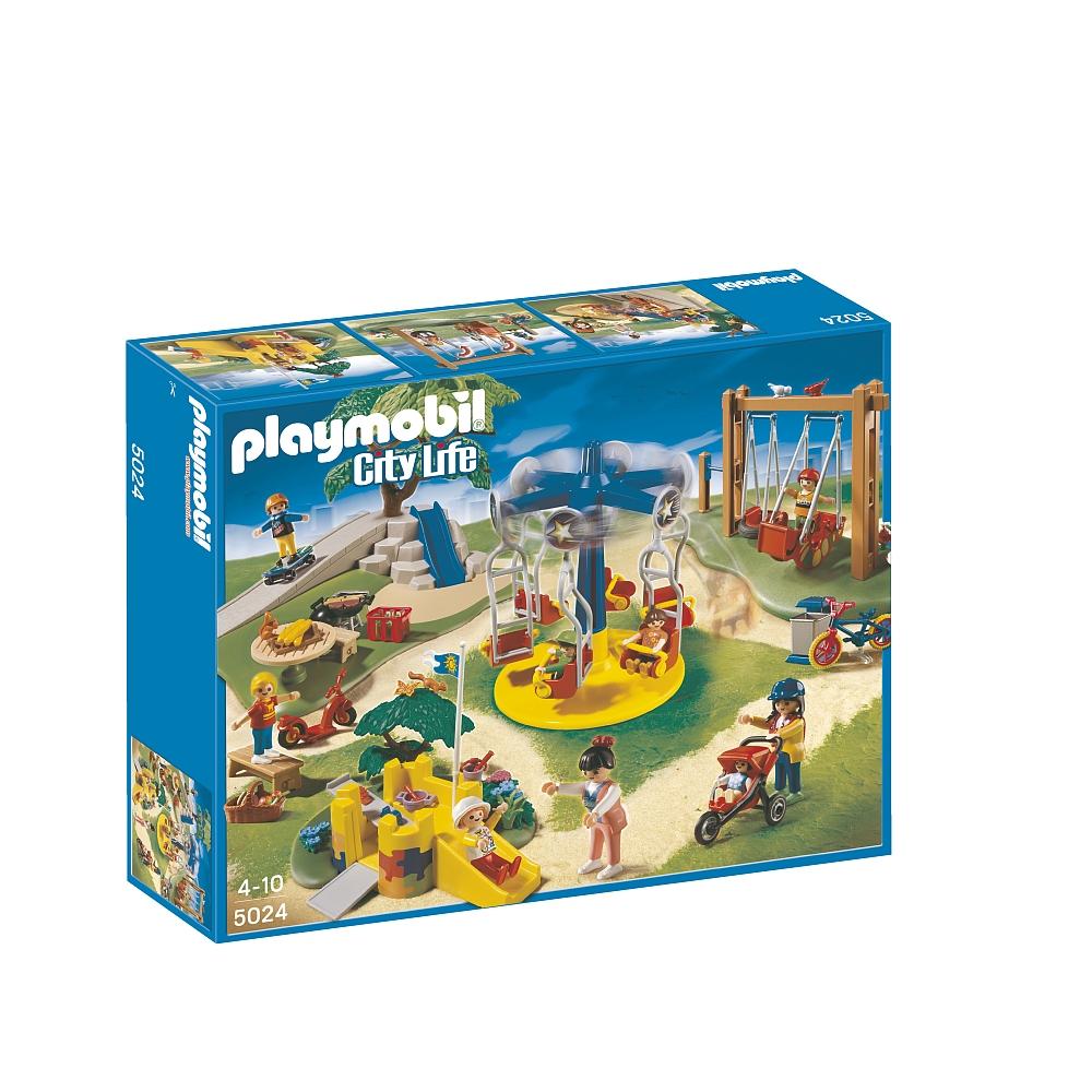 Grand Jardin D'enfants Playmobil – 5024 À 39.50€ @ Toysrus pour Jardin D Enfant Playmobil