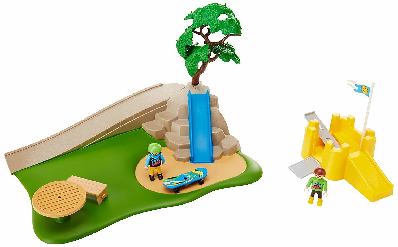 Grand Jardin D'enfants - Playmobil Dans La Ville 5024 serapportantà Grand Jardin D Enfant Playmobil