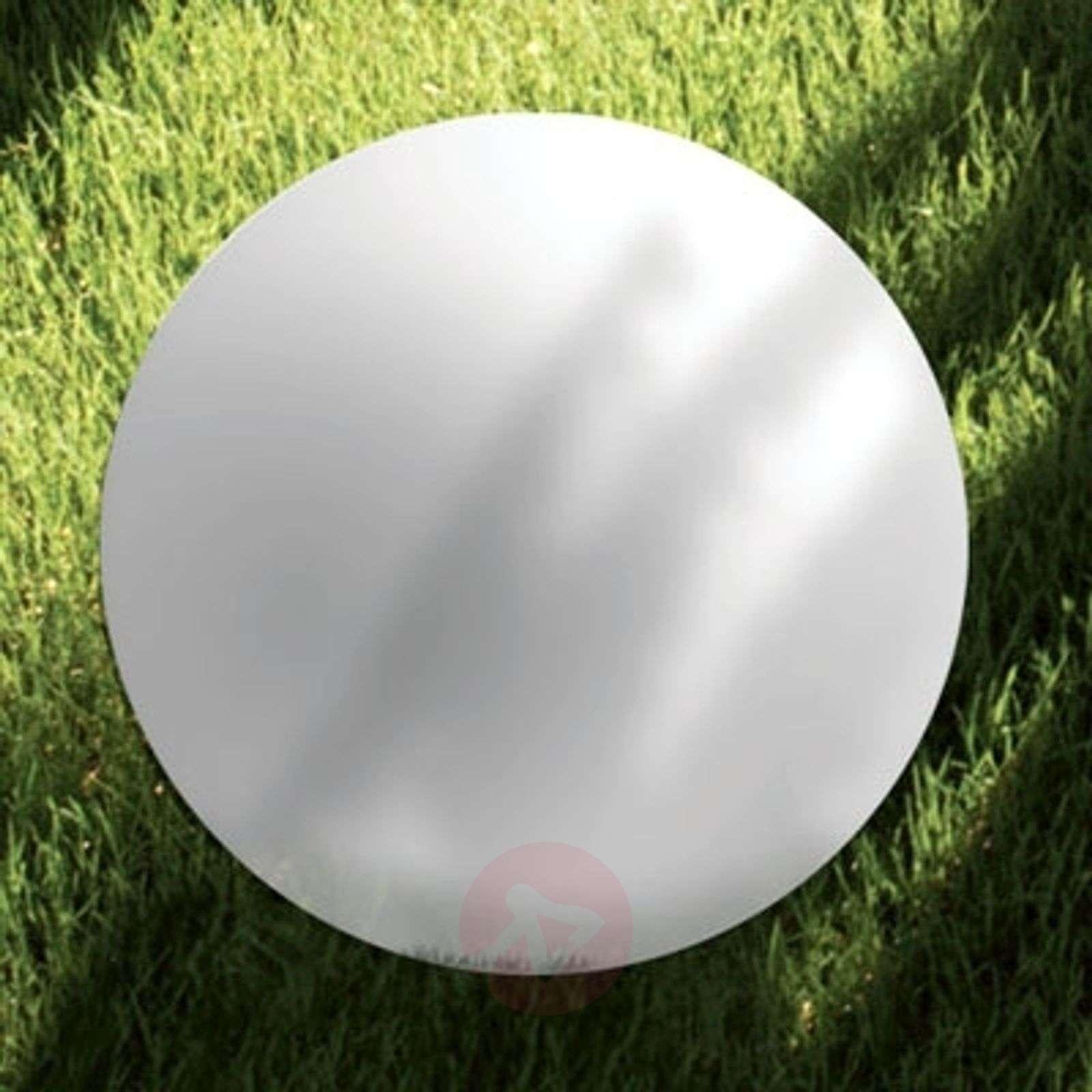 Grande Boule Lumineuse Oh Extérieur, Diam. 115 Cm tout Boule Décorative Pour Jardin