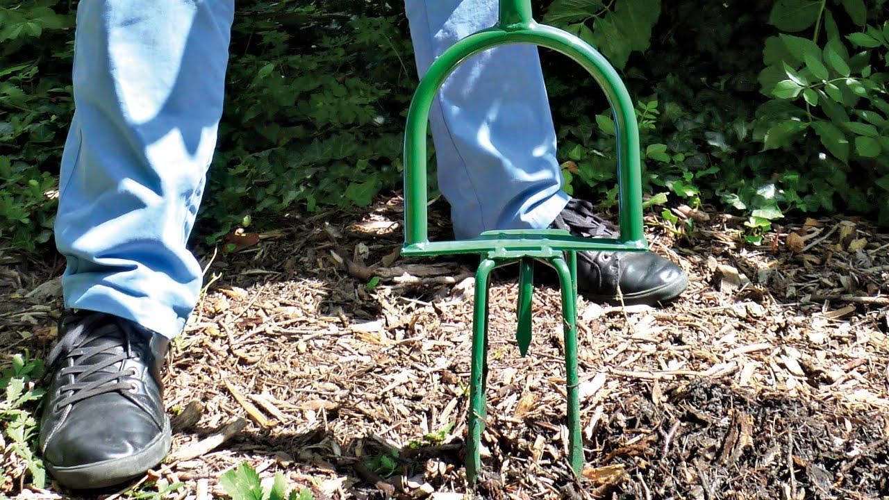 Griffe Rotative à Griffe Pour Jardin