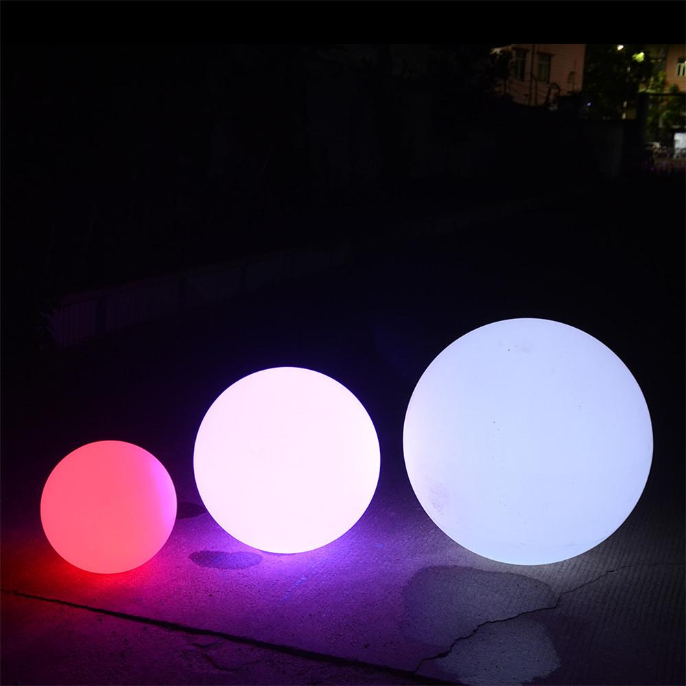 Grossiste Boule Lumineuse Piscine-Acheter Les Meilleurs ... serapportantà Boule Lumineuse Jardin