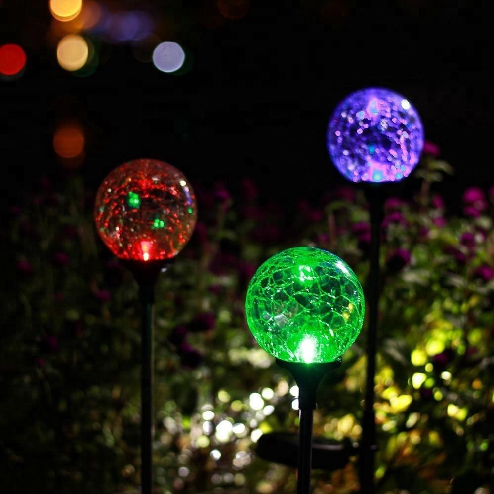 Grossiste Boule Lumineuse Solaire-Acheter Les Meilleurs ... dedans Boule Lumineuse Jardin