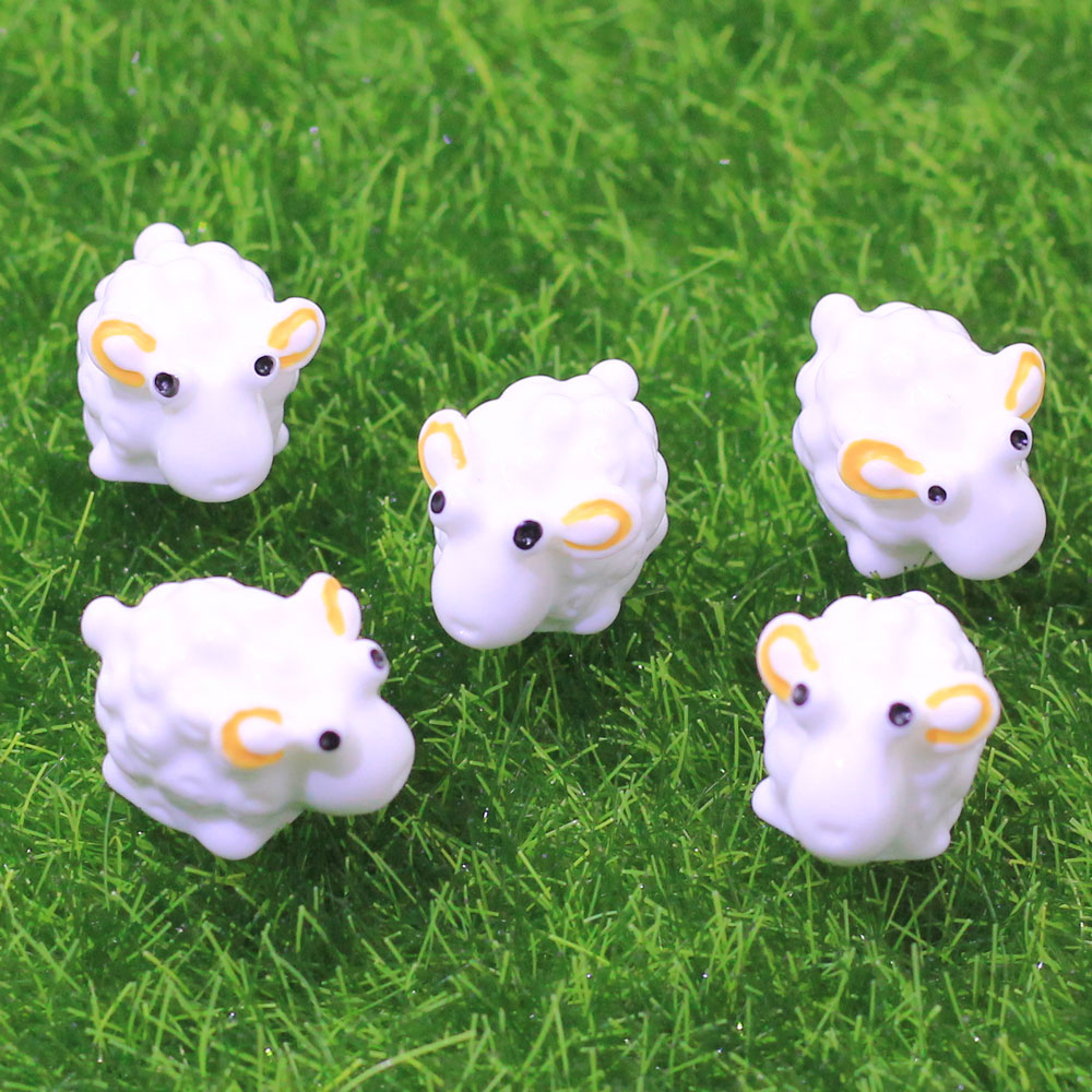 Grossiste Mouton Résine Pour Jardin-Acheter Les Meilleurs ... avec Animaux Resine Jardin