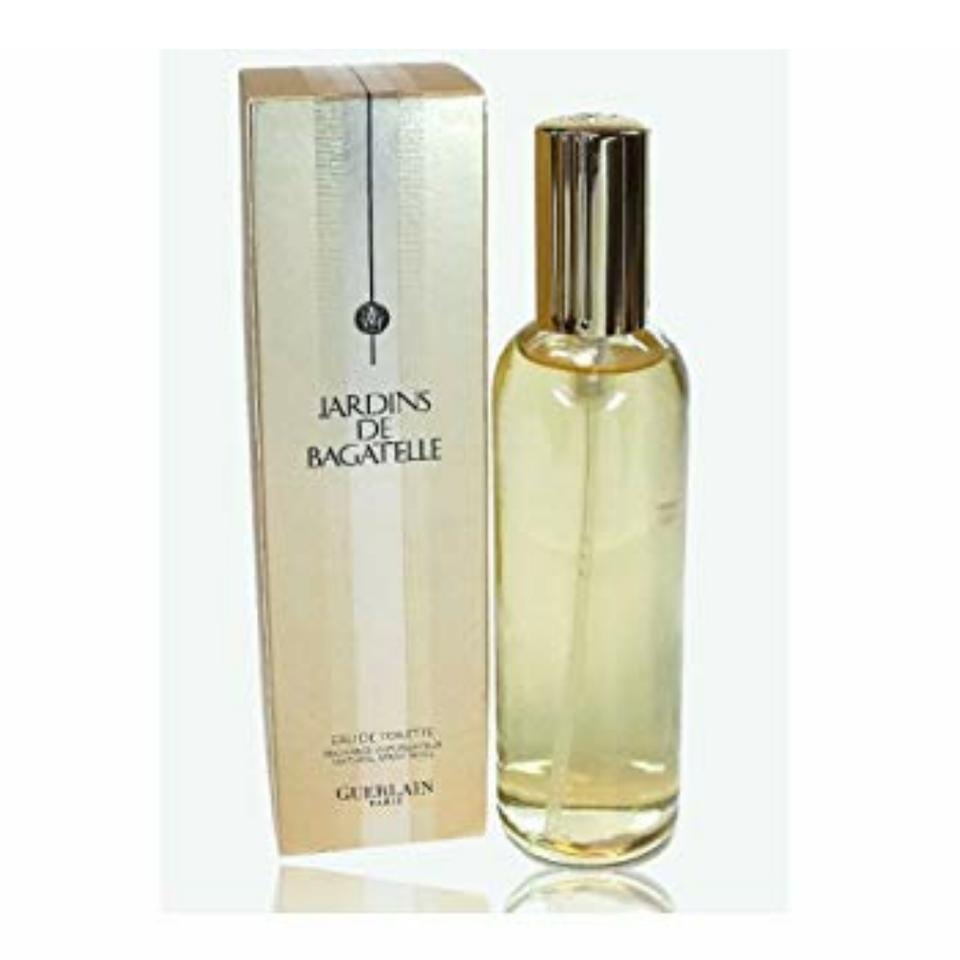 Guerlain Bagatelle Jardins De By For Women-Edt-3.1 Oz-93 Fragrance 26% Off  Retail serapportantà Jardin De Bagatelle Guerlain