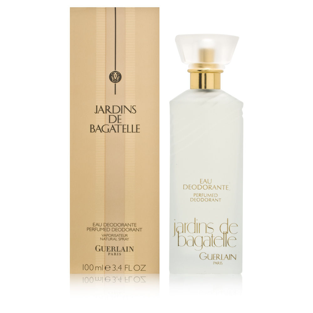 Guerlain - Jardins De Bagatelle By For Women 3.4 Oz Perfumed Deodorant  Spray - Walmart destiné Jardin De Bagatelle Guerlain