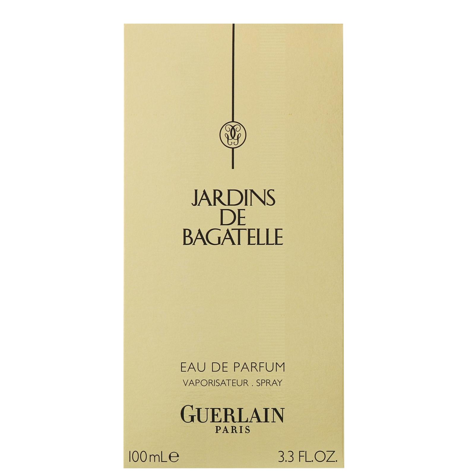 Guerlain Jardins De Bagatelle Eau De Parfum Spray 100Ml / 3.3 Fl.oz. pour Jardin De Bagatelle Guerlain
