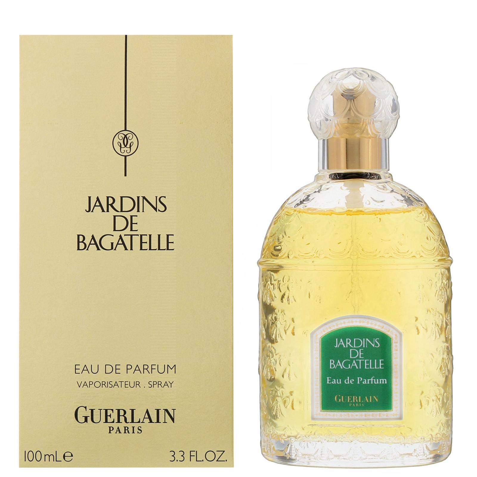 Guerlain Jardins De Bagatelle Eau De Parfum Spray 100Ml / 3.3 Fl.oz. pour Jardin De Bagatelle Parfum