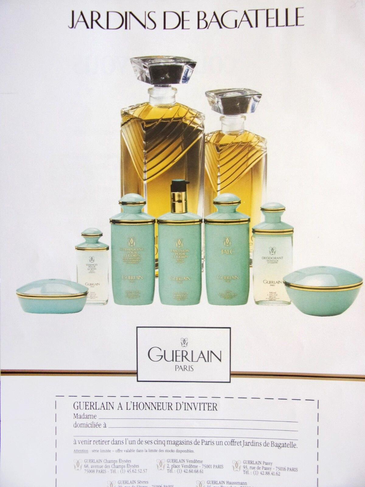 Guerlain - Jardins De Bagatelle Eau De Toilette | Reviews avec Jardin De Bagatelle Guerlain