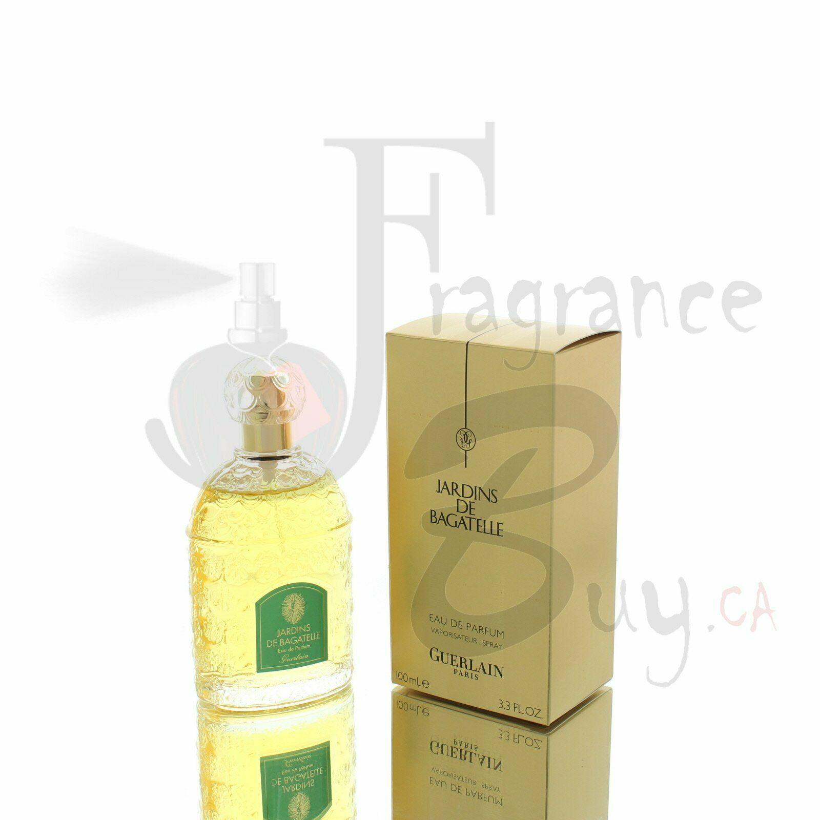 Guerlain Jardins De Bagatelle Edp W 100Ml Boxed (New Pack) avec Jardin De Bagatelle Parfum