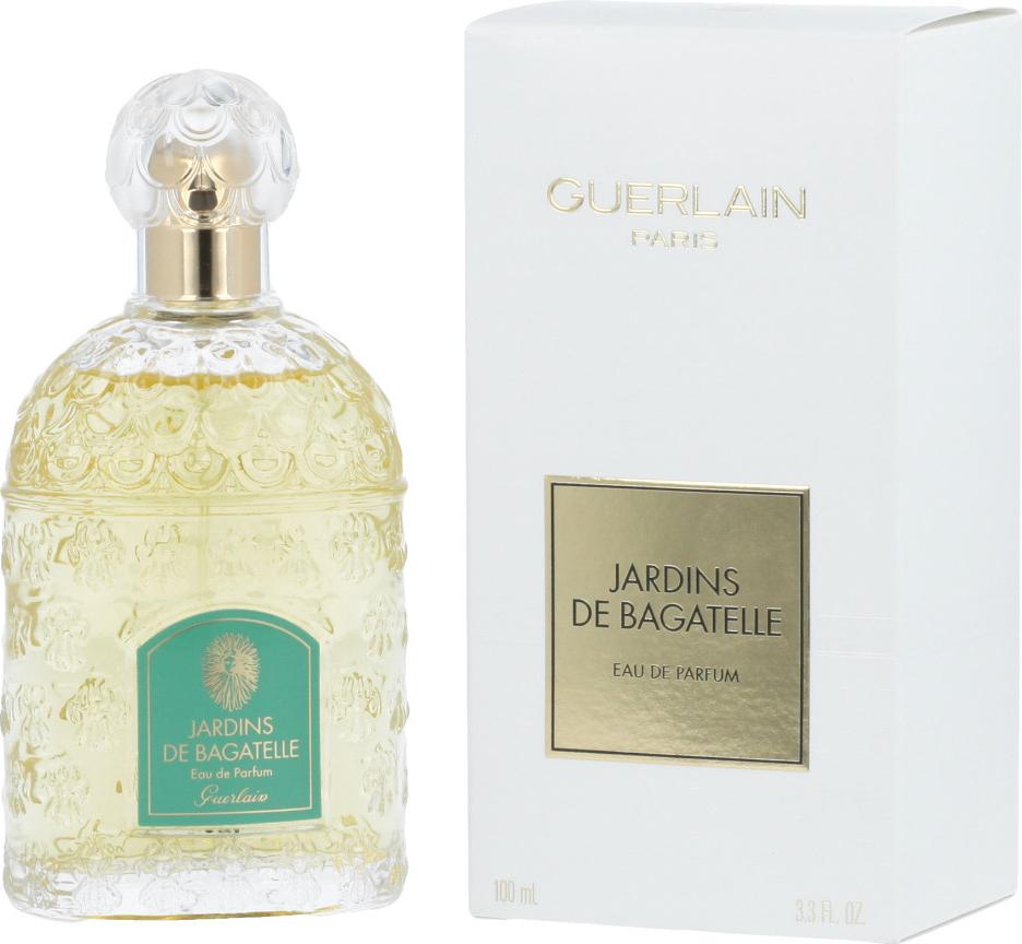Guerlain Jardins De Bagatelle Parfémovaná Voda Dámská 100 Ml dedans Jardin De Bagatelle Guerlain