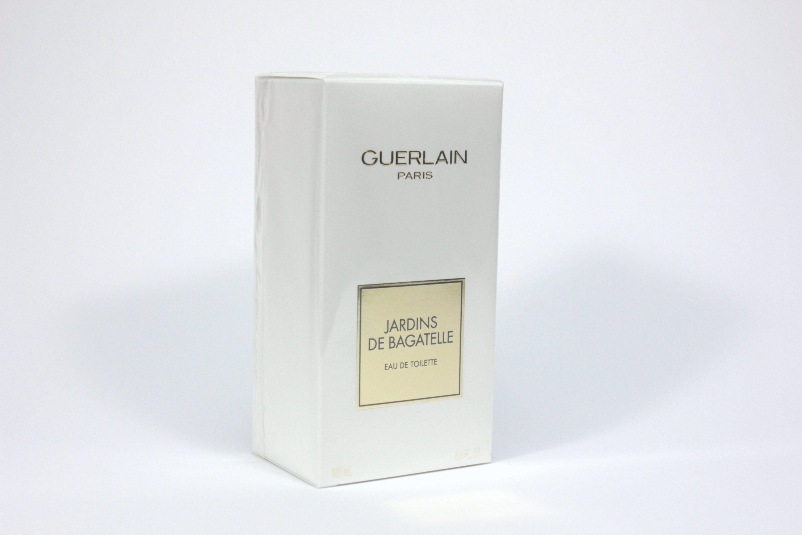 Guerlain Jardins De Bagatelle Profumo Donna Edt 100 Ml Vapo Perfume Women  Spray à Jardin De Bagatelle Guerlain