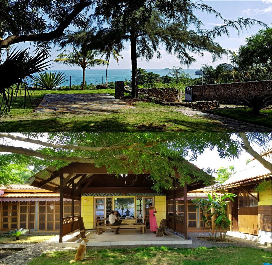 Guesthouse A Casa Do Bruno, Santana, São Tomé And Príncipe ... pour Salon De Jardin Casa