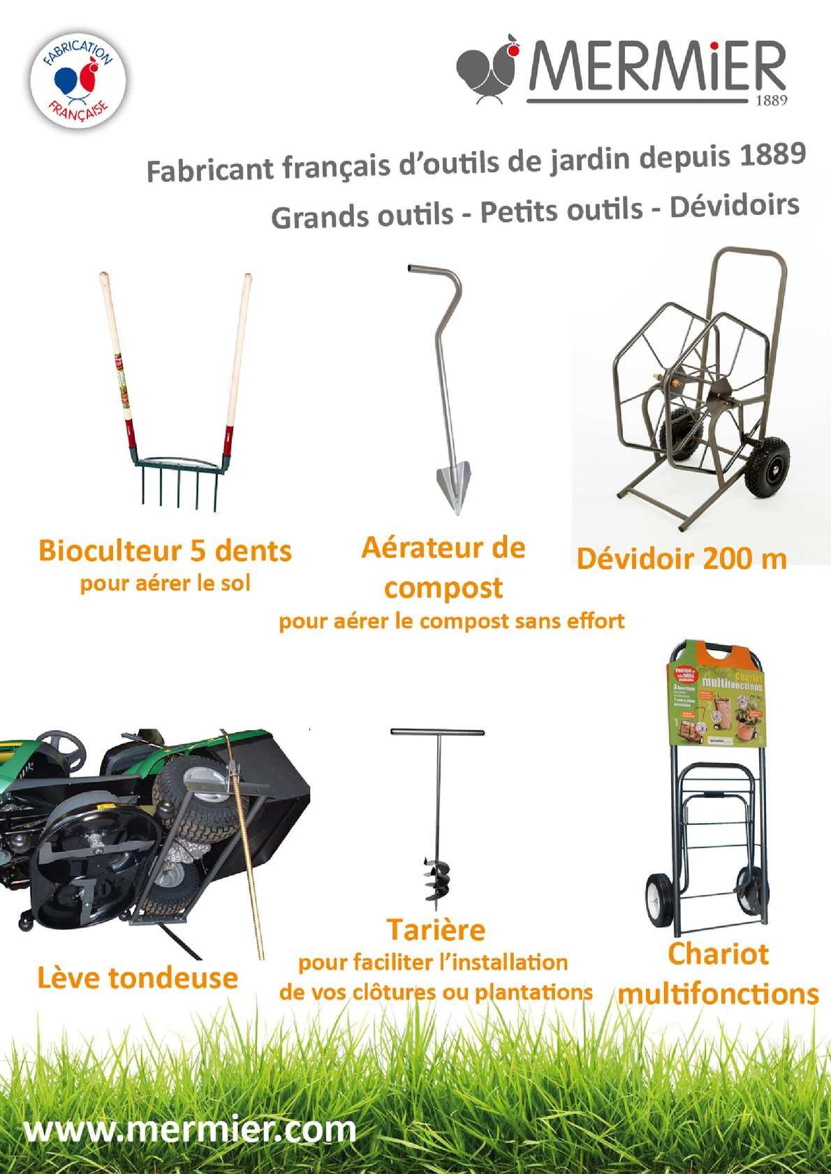 Guide Jardin 2014 Mr.bricolage - Calameo Downloader tout Mermier Jardin
