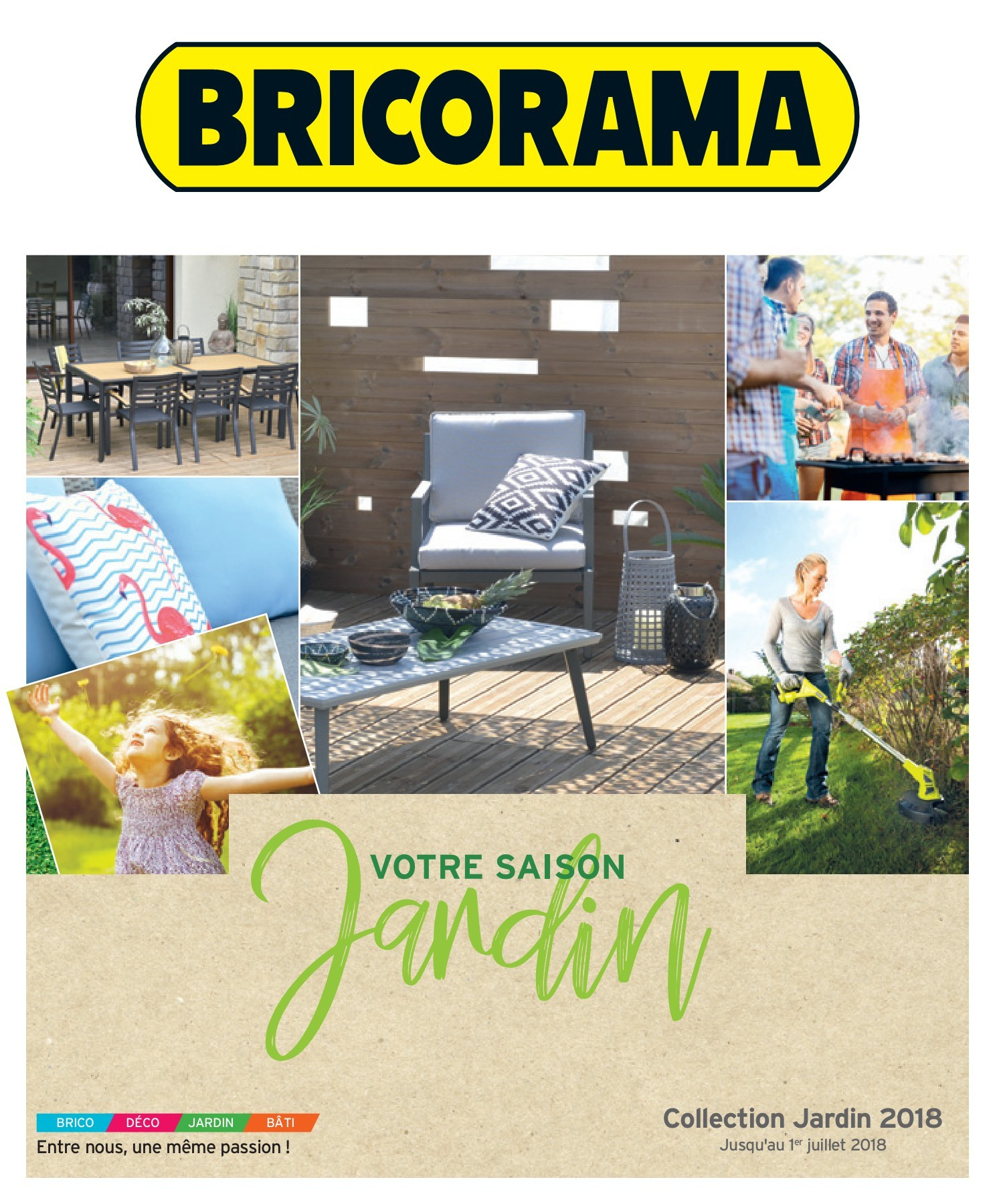 Guide Jardin 2018 Pages 1 - 50 - Text Version | Fliphtml5 concernant Monaco Salon De Jardin Aspect Rotin Tressé