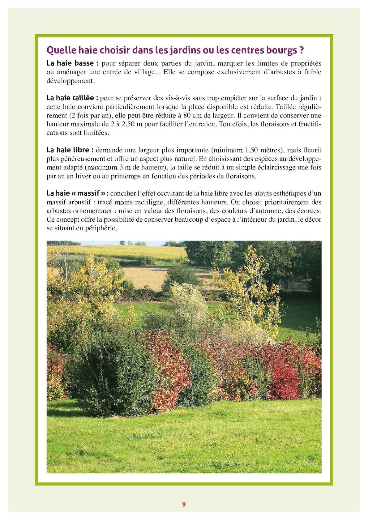 Guide Plantation Haies En Bièvre - Calameo Downloader concernant Ecorces Jardin
