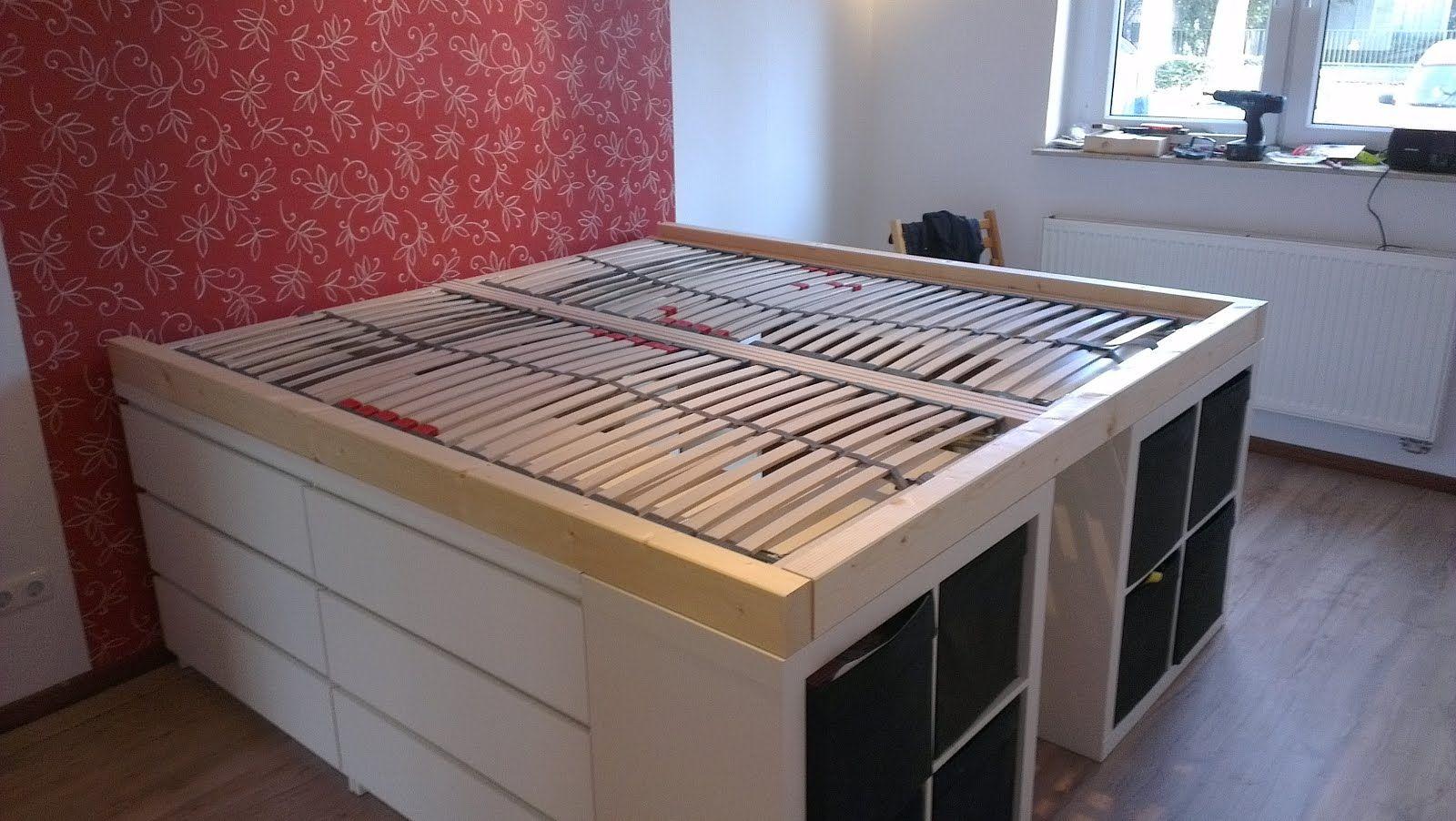 Half A Loft Bed   Décoration Intérieure Chambre, Ikea Et Lit ... tout Coffre De Jardin Ikea