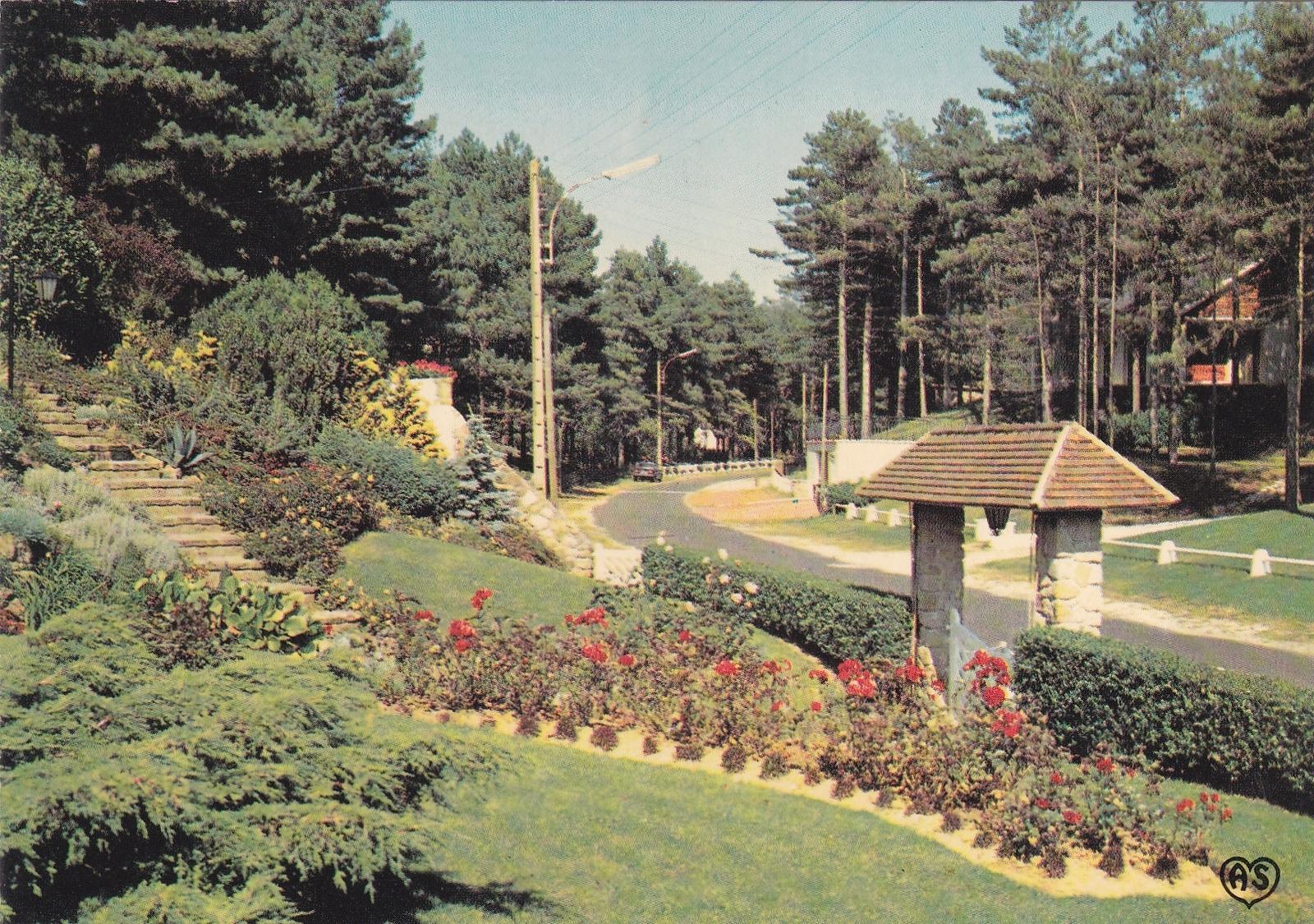 Hardelot - Recherche De Cartes Postales - Geneanet intérieur Jardin Hardelot