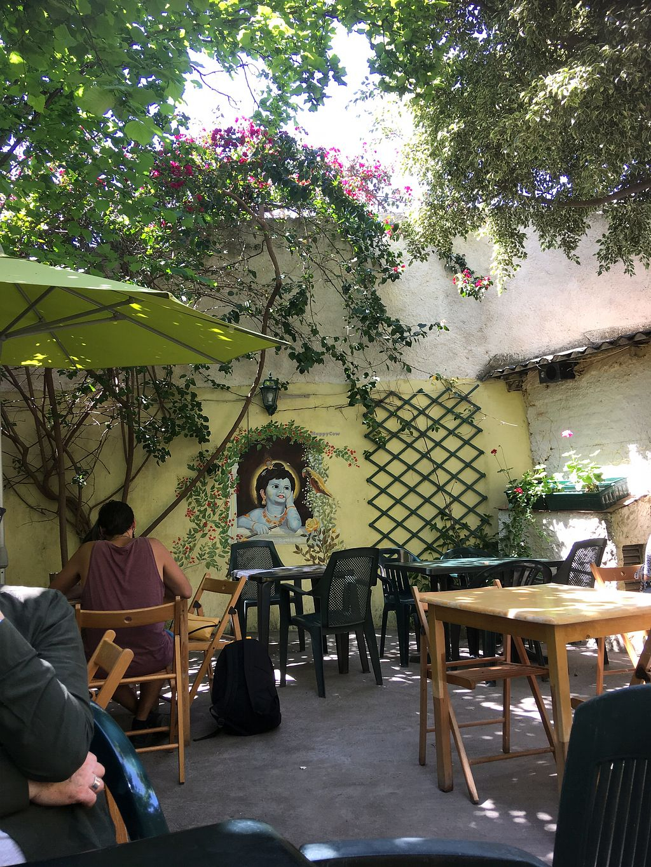 Hare Krishna - Lisbon Restaurant - Happycow tout Table De Jardin Super U