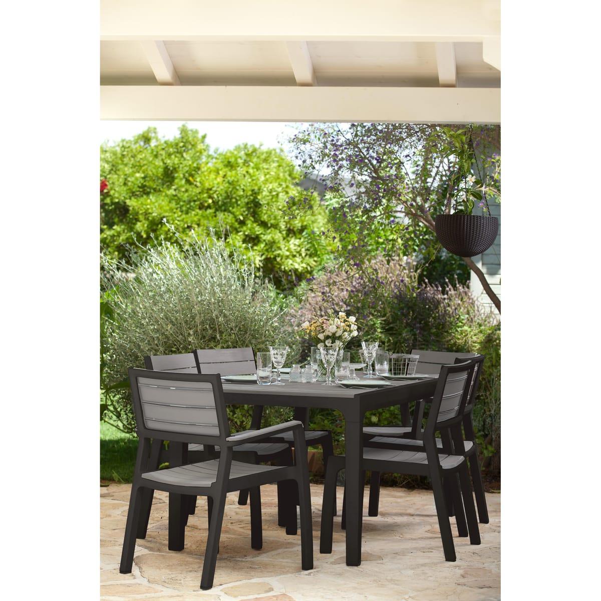 Haut Table Jardin Auchan Pour De Nouveau Meilleur ... encequiconcerne Auchan Salon De Jardin