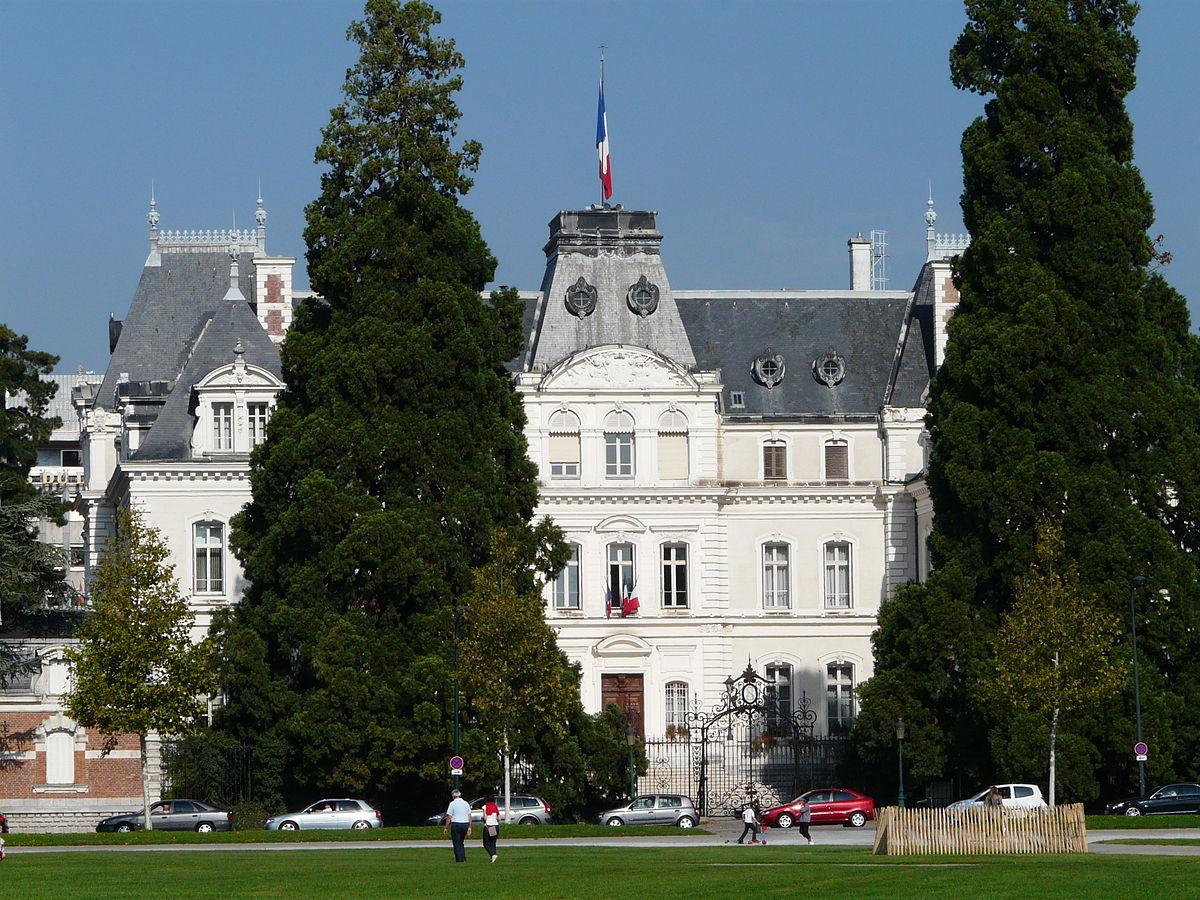 Haute-Savoie - Simple English Wikipedia, The Free Encyclopedia encequiconcerne Les Jardins Du Château Annecy