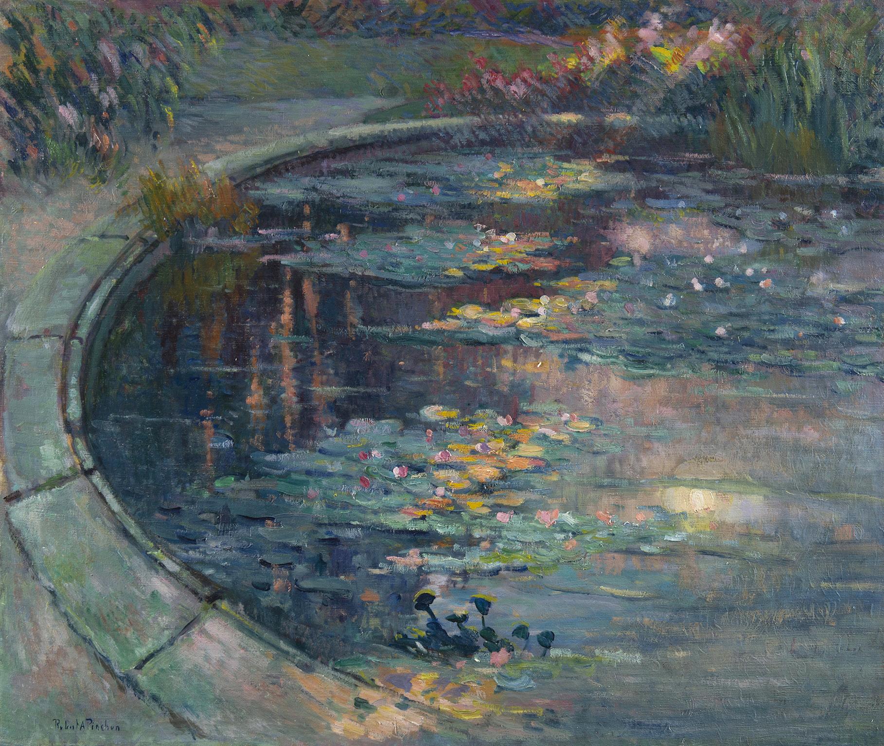Helene Bailly Gallery - Paris tout Plante Bassin De Jardin