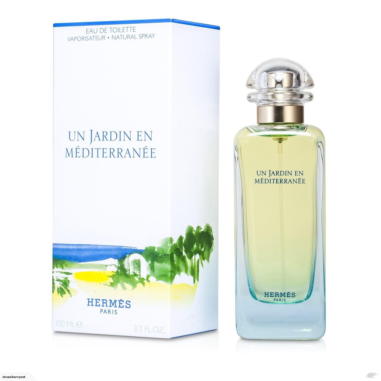 Hermes Un Jardin De Mediterranee Eau De Toilette Spray 100Ml/3.4Oz destiné Un Jardin En Méditerranée