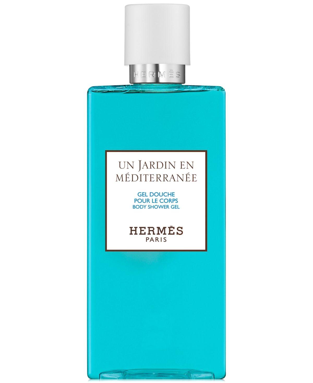 Hermes Un Jardin En Mediterranee Body Shower Gel, 6.7-Oz ... destiné Un Jardin En Méditerranée