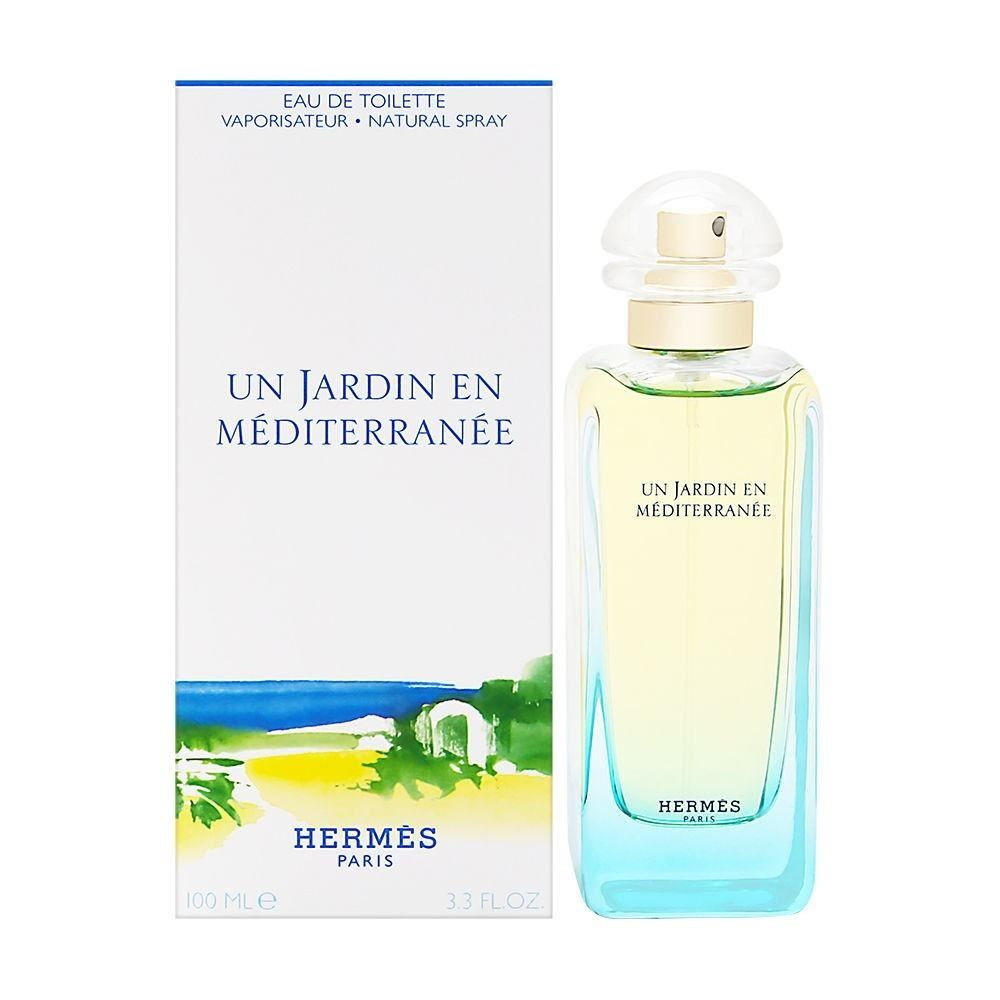 Hermes Un Jardin En Mediterranee Edt 100 Ml Uni Parfüm intérieur Un Jardin En Méditerranée