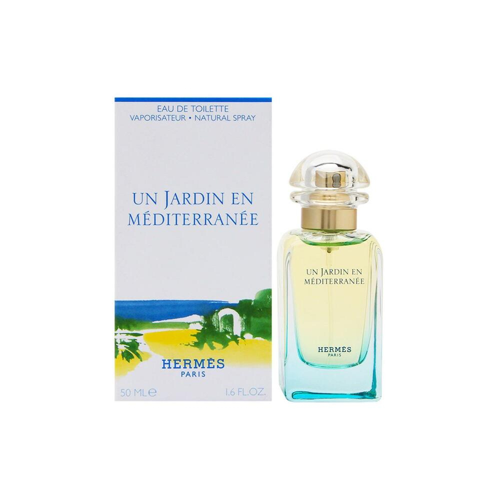 Hermes Un Jardin En Mediterranee Edt 50 Ml Uni Parfüm avec Un Jardin En Méditerranée