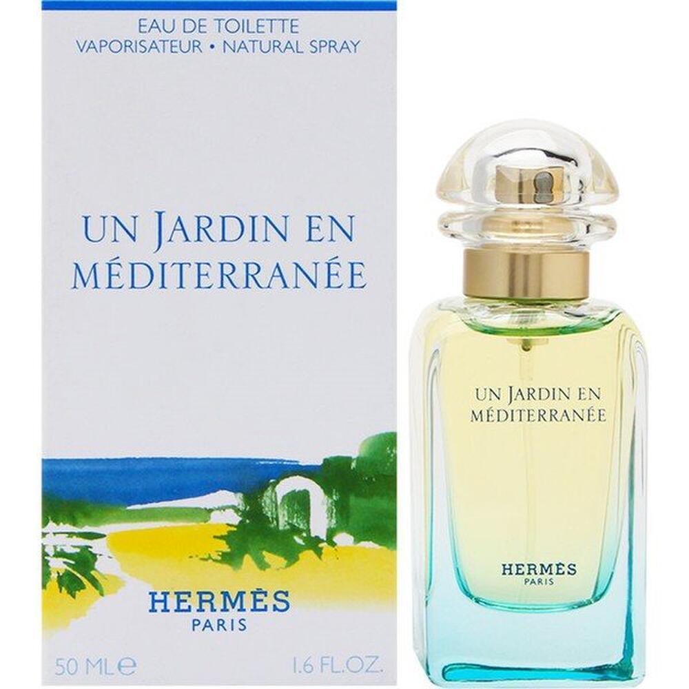 Hermes Un Jardin En Mediterraneen Edt 50 Ml Kadın Parfüm tout Un Jardin En Méditerranée
