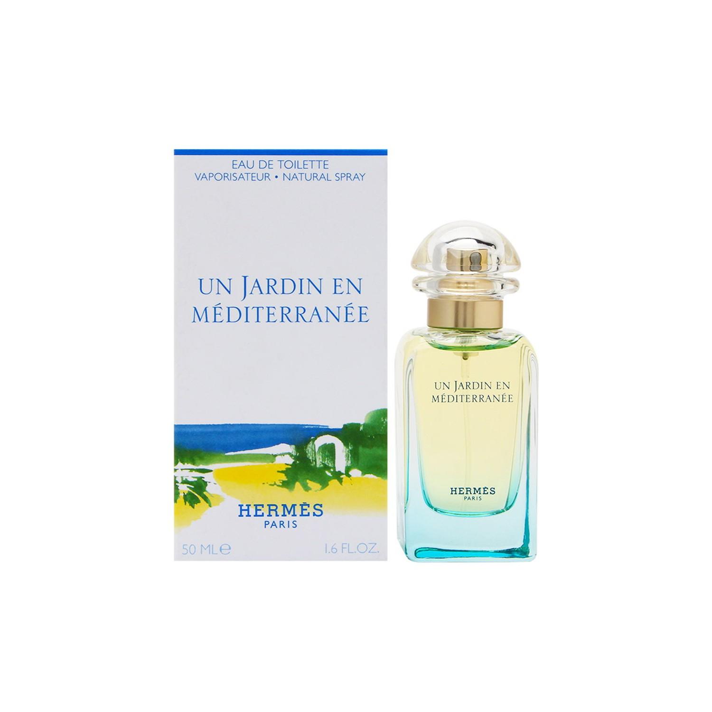 Hermes Un Jardin En Mediterraneen Edt 50Ml Kadın Parfüm concernant Un Jardin En Méditerranée