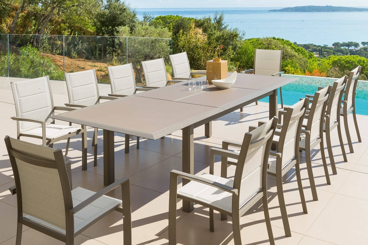 Hesperide Table De Table De Hesperide Jardin Jardin Azua ... avec Salon De Jardin Hesperide En Solde