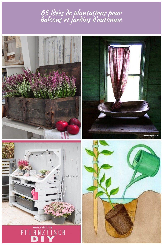 Home & Garden: 65 Idées De Plantations Pour Balcons Et ... encequiconcerne Idee De Plantation Pour Jardin