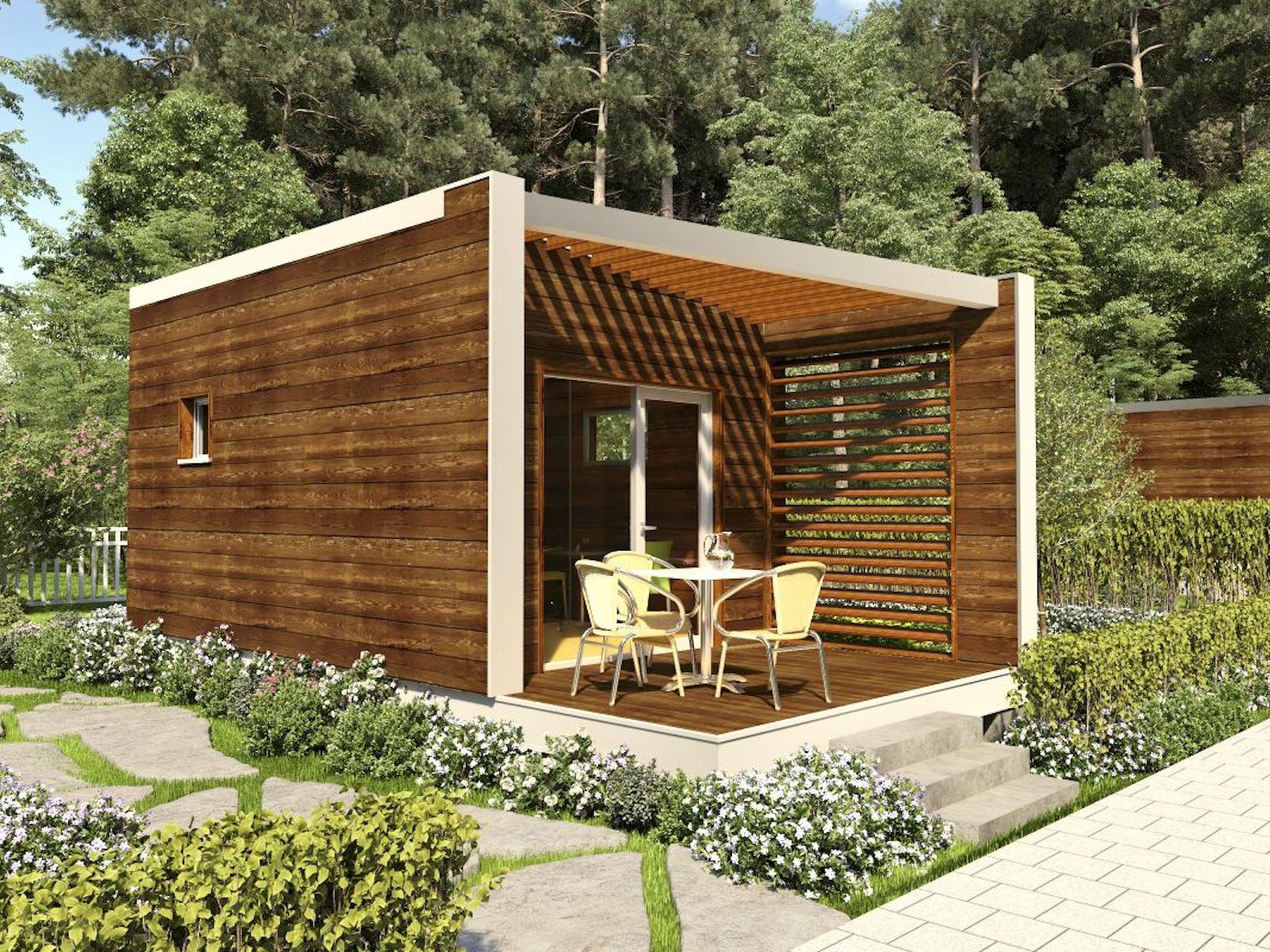 Home - Studio Kub intérieur Studio De Jardin Habitable
