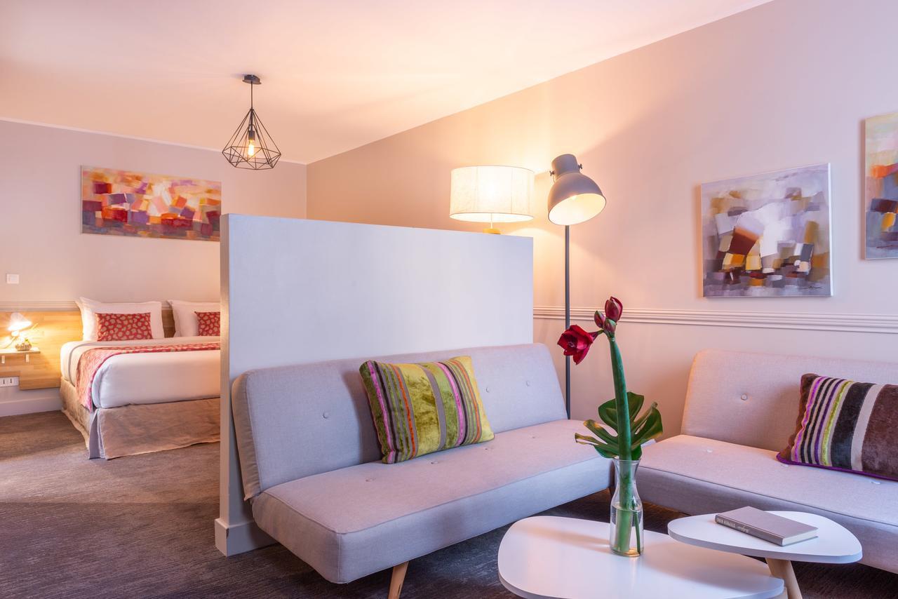 Hotel 29 Lepic (Fransa Paris) - Booking à Salon Jardin Alice Garden