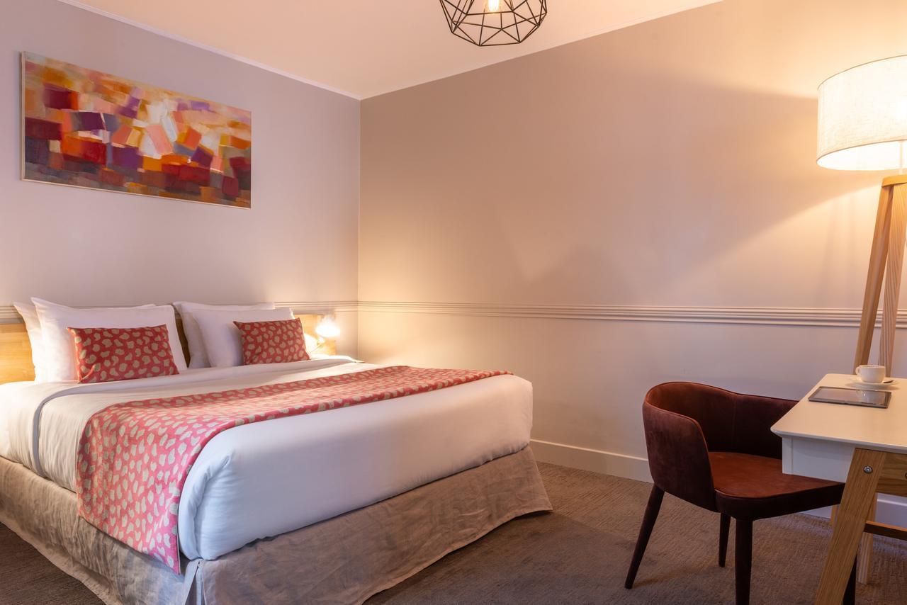 Hotel 29 Lepic (Fransa Paris) - Booking serapportantà Salon Jardin Alice Garden