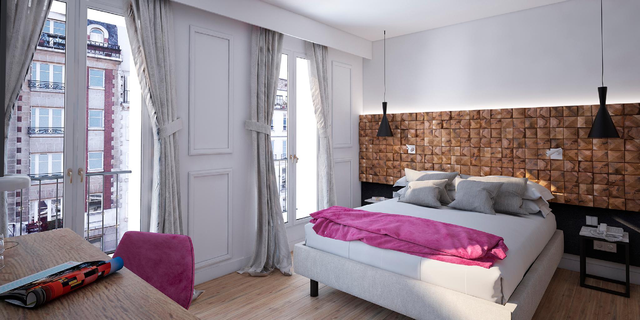 Hotel Beausejour In Paris - Room Deals, Photos & Reviews intérieur Sang Seché Jardin