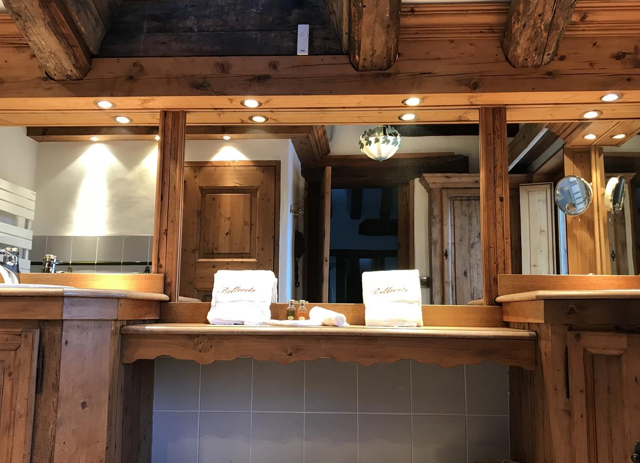 Hotel Bellecote (Fransa Courchevel) - Booking dedans Salon De Jardin Super U